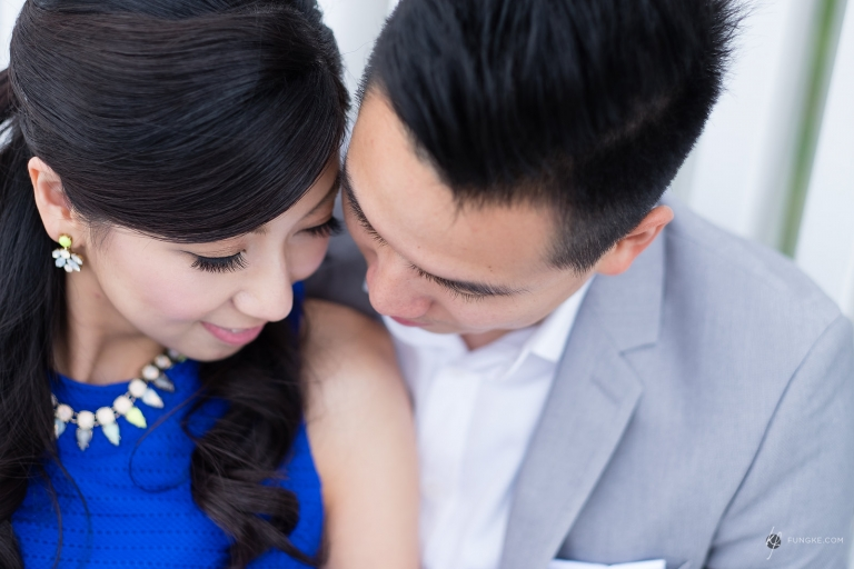 Terre Bleu engagement photos by Toronto Photographer Kevin Fung of Fungke Images