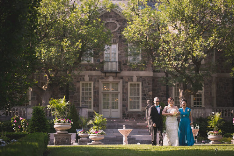 Andrea and Jackie's Graydon Hall Wedding by Fungke Images