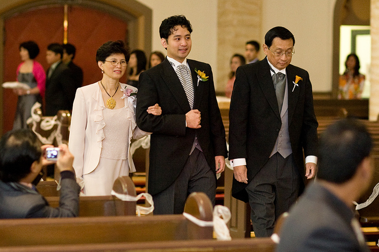 Marie & Patrick's Wedding