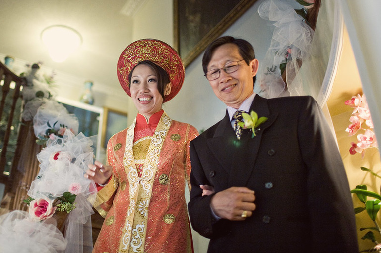 MyLinh Adnan's Wedding