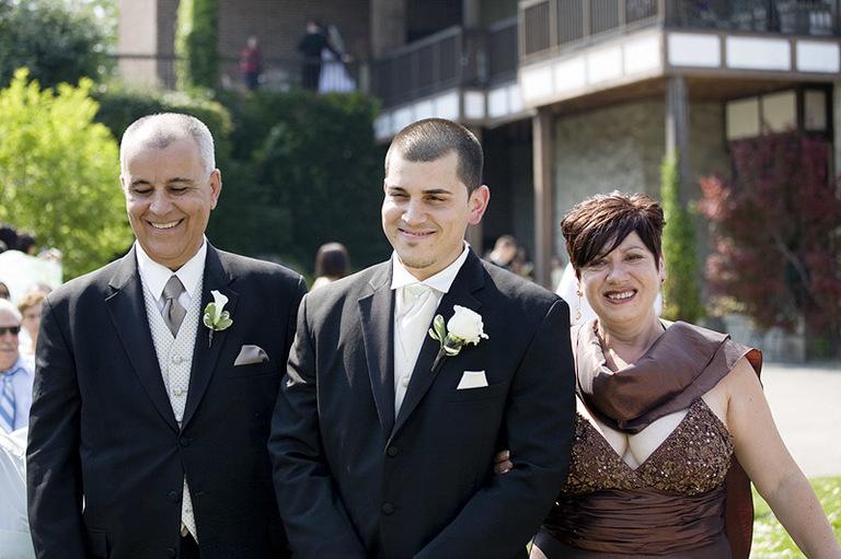 Christine and Jean Paul's Wedding
