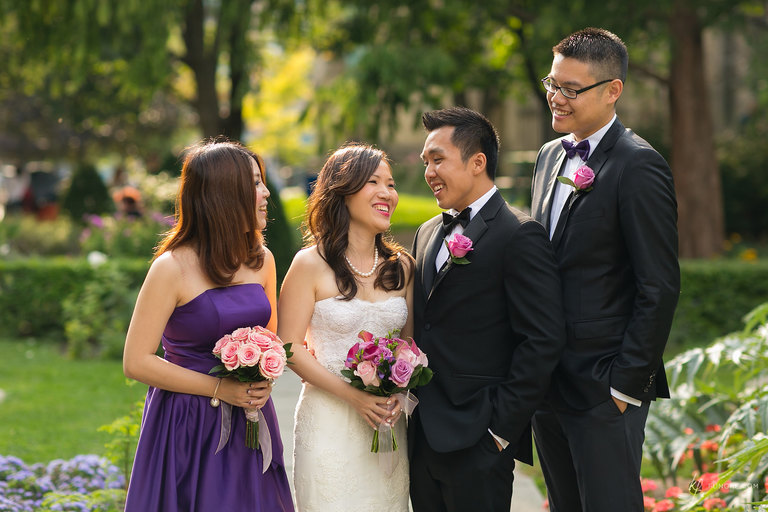 Toronto Wedding Photography by Fungke Images