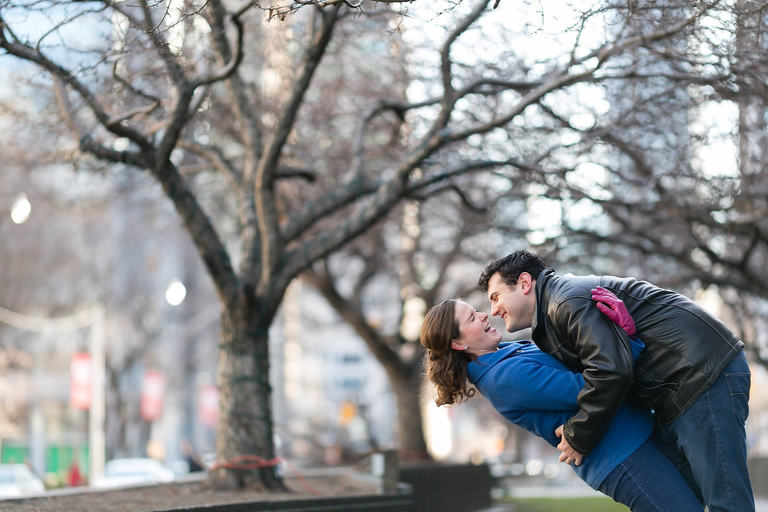 Toronto Engagement Photographer Fungke Images