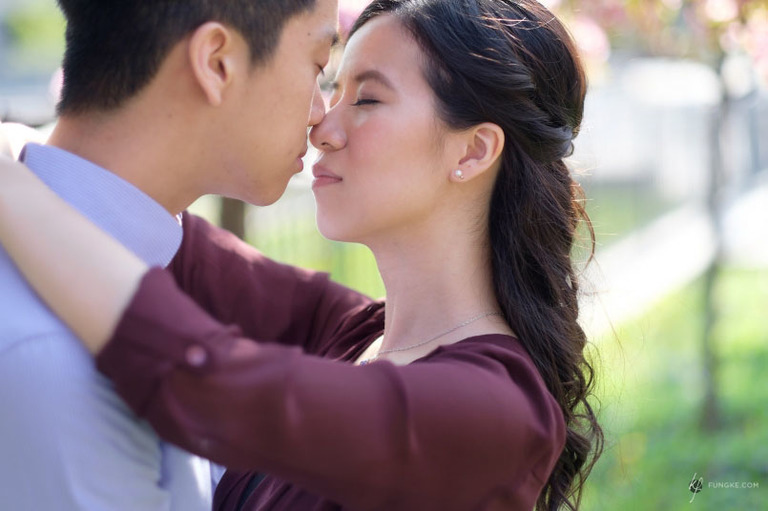 Kingston Engagement Session by Kevin Fung of Fungke Images