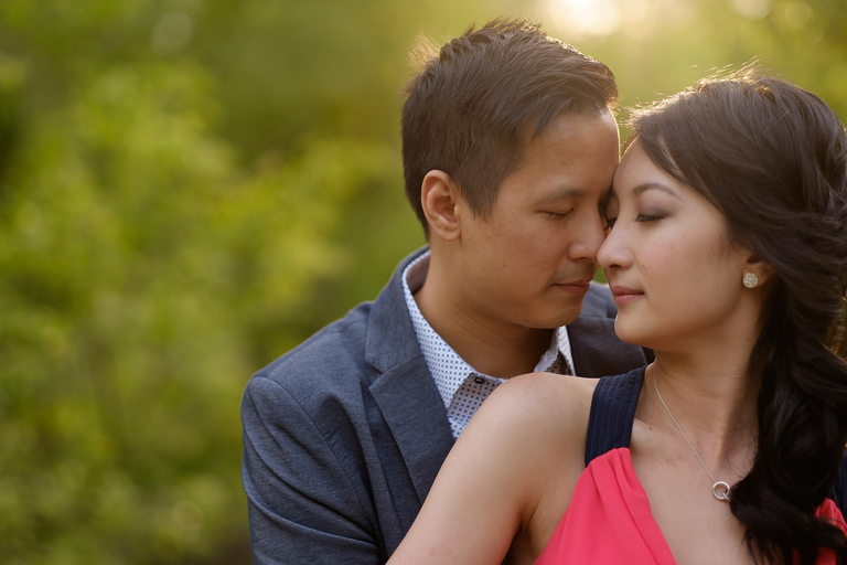 Toronto Engagement Session by Kevin Fung of Fungke Images