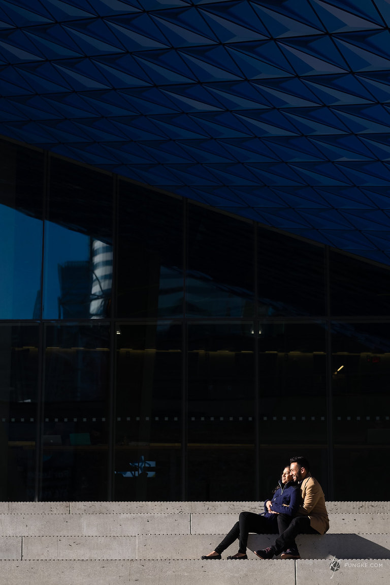 Toronto engagement photos by Toronto Photographer Kevin Fung of Fungke Images