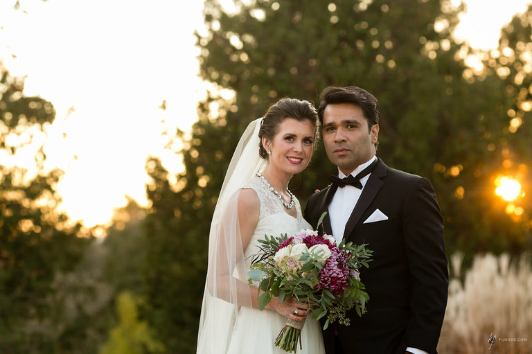 Megan and Akmal's Angus Glen Wedding by Fungke Images