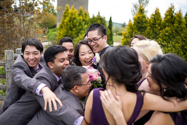 Ewen and Peter's Wedding markham wedding by Fungke images
