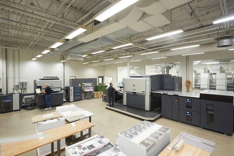 Astley Gilbert Production Facility Interior photo